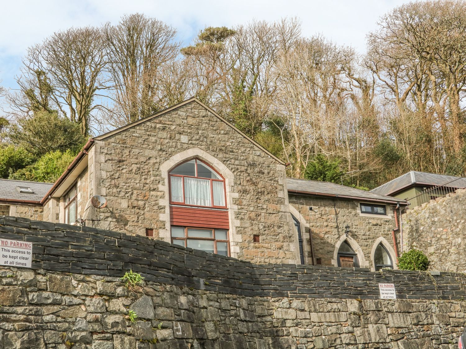 The Old School Apartment - North Wales - 998635 - photo 1