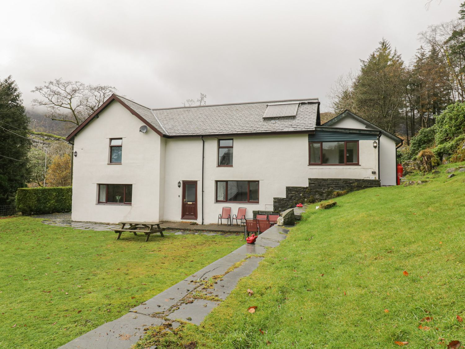 Stiniog Lodge - North Wales - 999251 - photo 1
