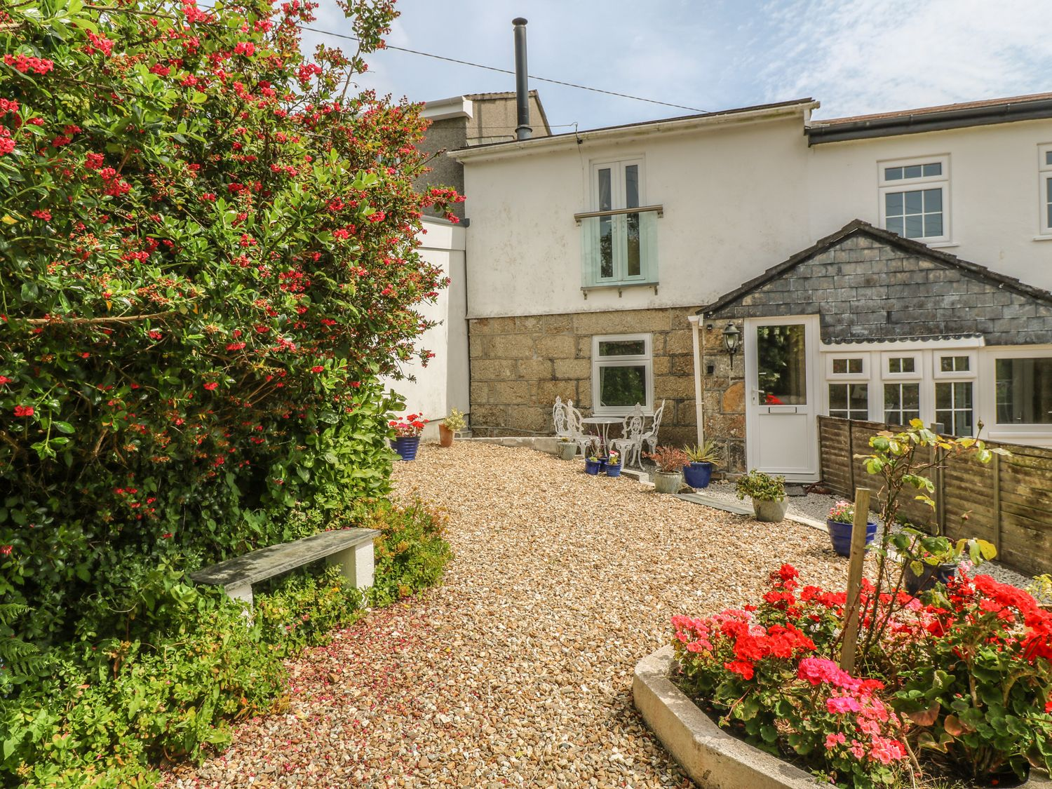 2 Riverside Cottages - Cornwall - 999728 - photo 1