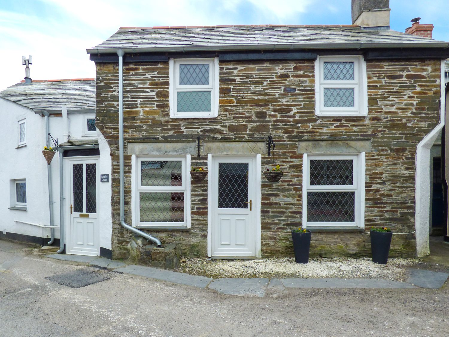 Horseshoe Cottage - Cornwall - 999865 - photo 1