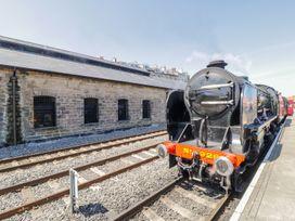 Duchess of Hamilton @ Engine Shed - Whitby & North Yorkshire - 1002243 - thumbnail photo 2