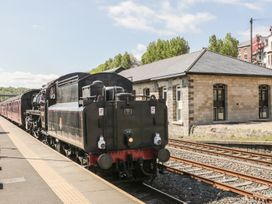 Flying Scotsman @ Engine Shed - Whitby & North Yorkshire - 1002246 - thumbnail photo 2