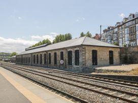 George Stephenson @ Engine Shed - Whitby & North Yorkshire - 1002248 - thumbnail photo 1