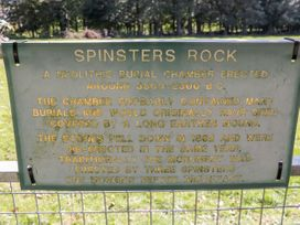 Spinsters Rock Cottage - Devon - 1017610 - thumbnail photo 20