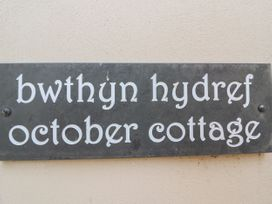 October Cottage - North Wales - 1025077 - thumbnail photo 2