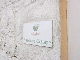 Shetland Cottage - Scottish Lowlands - 1026867 - thumbnail photo 4