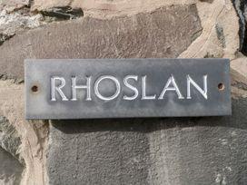 Rhoslan - Mid Wales - 1038040 - thumbnail photo 4