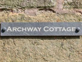 Archway Cottage - Peak District - 1038762 - thumbnail photo 2