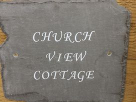Church View Cottage - Peak District - 1049732 - thumbnail photo 2