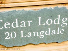 Cedar Lodge - Lake District - 1068955 - thumbnail photo 13