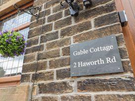 Gable Cottage - Yorkshire Dales - 1073214 - thumbnail photo 2