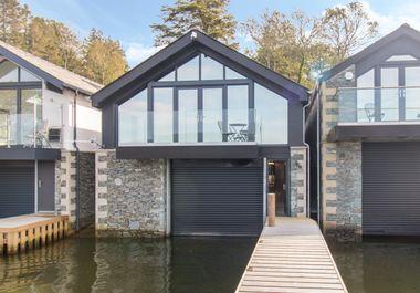 Boathouse on the Lake - 1056767 - photo 1