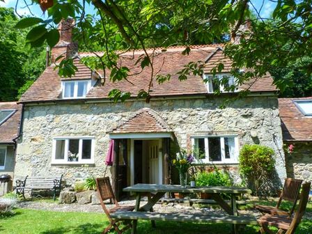 Admirable Isle Of Wight Cottages Self Catering Holiday Rental Beutiful Home Inspiration Ommitmahrainfo