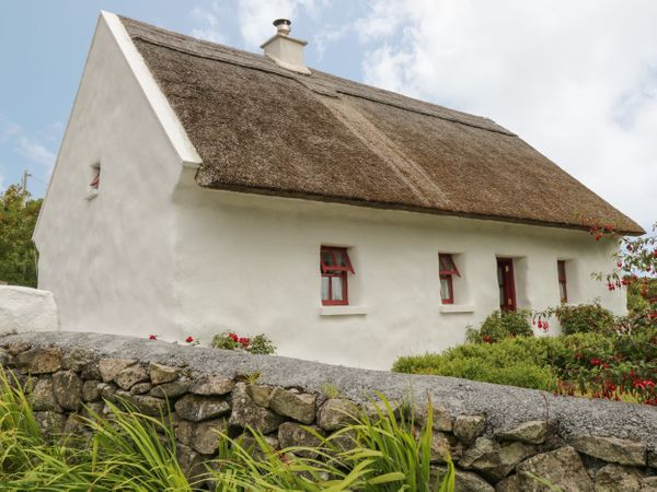 Spiddal Thatch Cottage - Shancroagh & County Galway - 14451 - photo 1