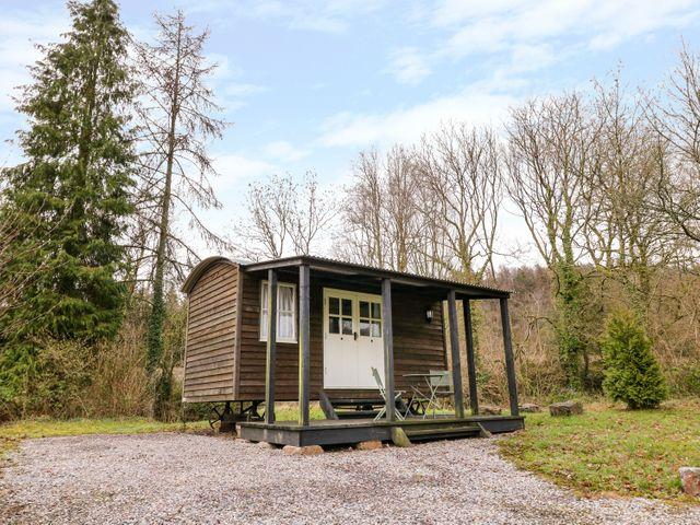 Shepherd's Hut, Devon