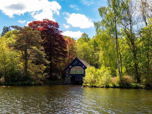 The Boathouse, Pullwood - 1042514 - photo 1
