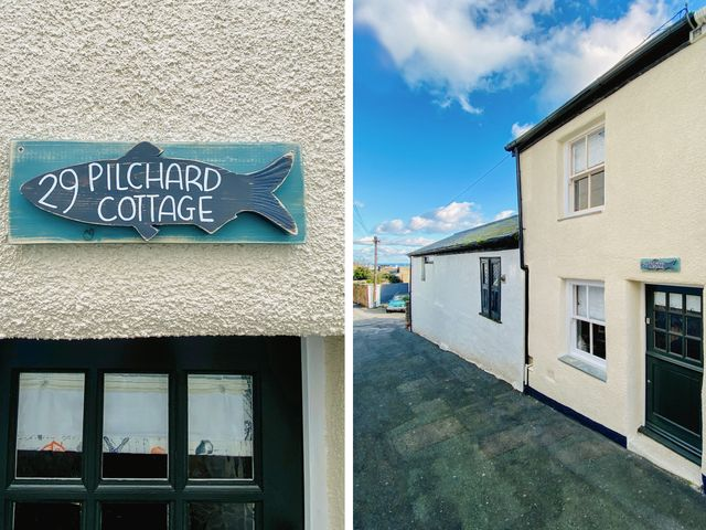 Pilchard Cottage - 1065494 - photo 1