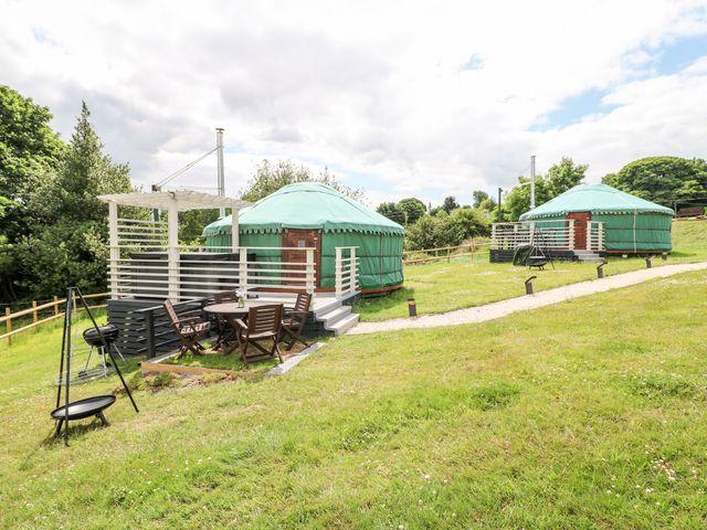 Silver Birch @ Spire View Yurts - 1069881 - photo 1