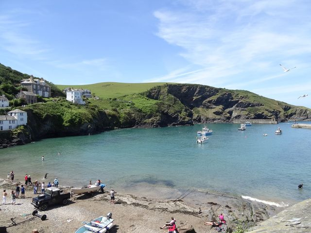 Cottage in Port Isaac, Cornwall