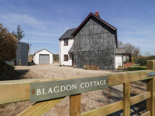 Blagdon Cottage - 1072000 - photo 1