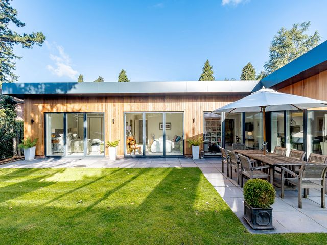 Contemporary Staycation in Shropshire