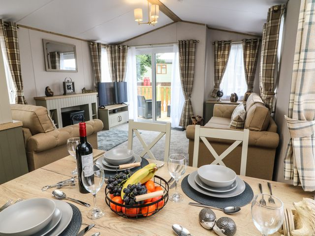 Holiday Lodge in Carnforth