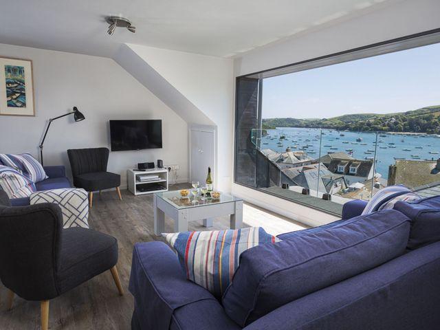 Seaview Apartment in Salcombe, Devon