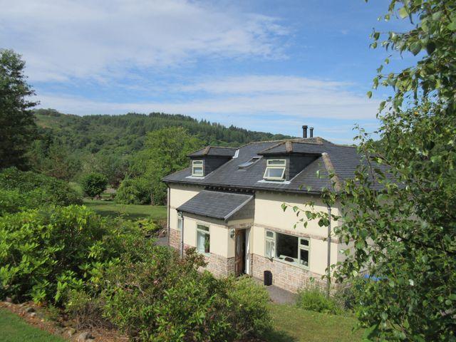 Glen Euchar House, Scotland