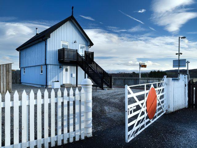 Signal Box, Scotland