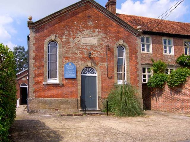 The Methodist Chapel, South of England