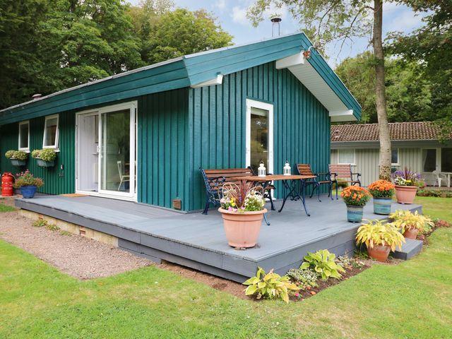 Meadow Lodge, Coldingham