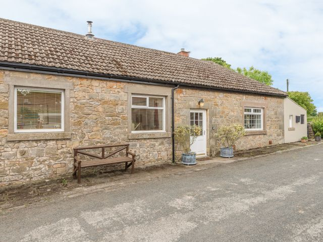 Stable Cottage, Northumbria