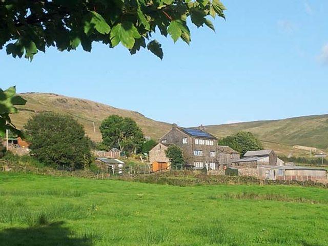 Jenny's Cottage, Peak District