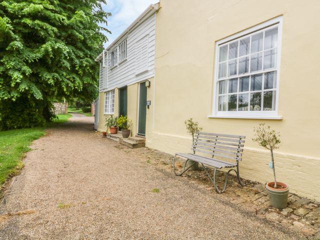 The Garden Flat at Holbecks House, Suffolk