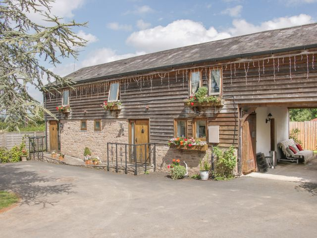 Broxwood Barn, Herefordshire