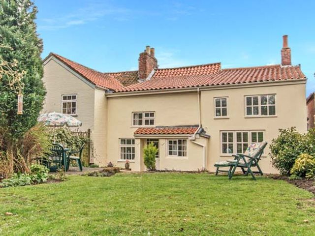 Clematis Cottage, Lincolnshire