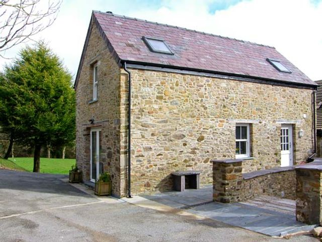 The Old Corn Store, Carmarthenshire