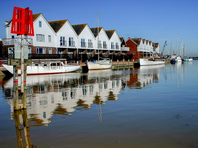 16 The Boathouse, South Of England