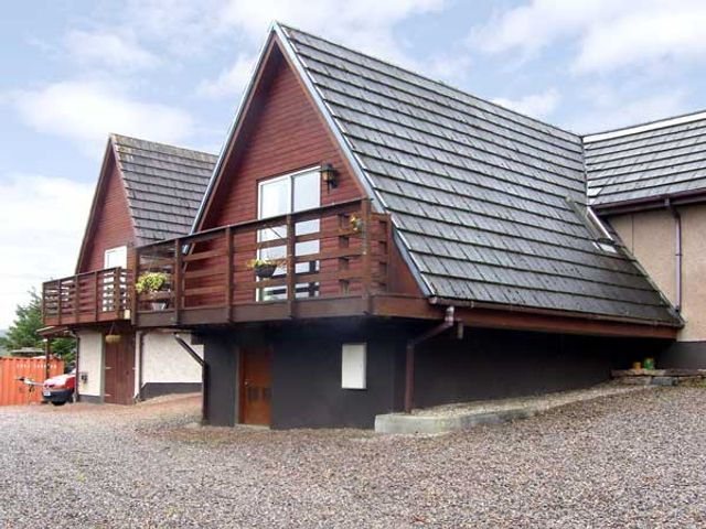 Larchfield Chalet 2, Scotland