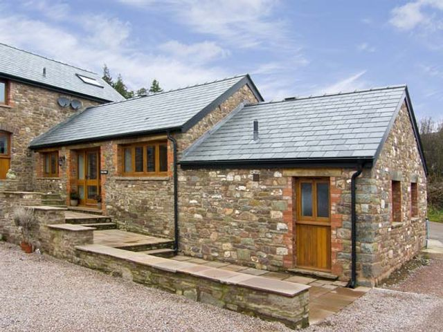 The Byre, Wales