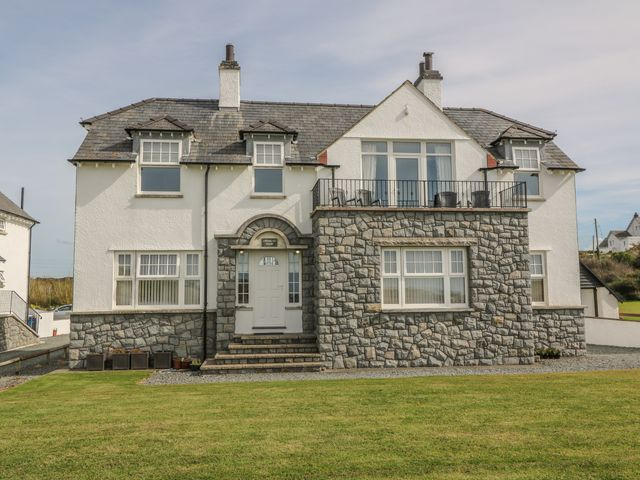 Anchorage House, Wales