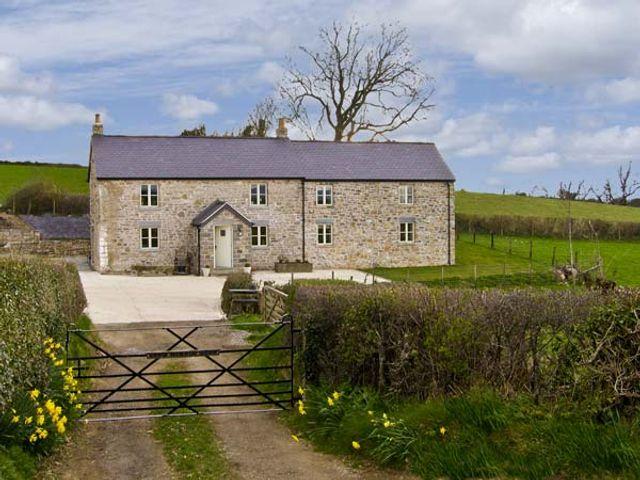 Cefn Berain Uchaf, Wales