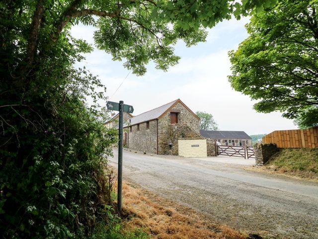 The Corn Loft, Wales