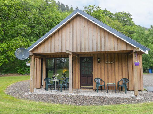 Pebbles Cottage, Scotland