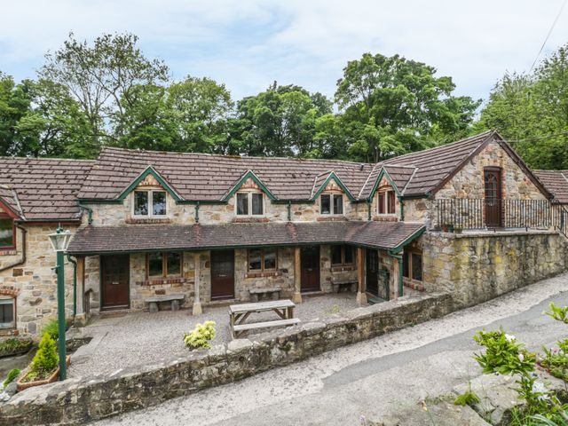 The Barn, Wales