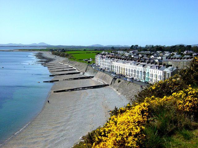 Seaside, North Wales
