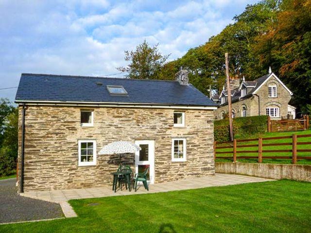 Cwmdu Cottage - 920784 - photo 1