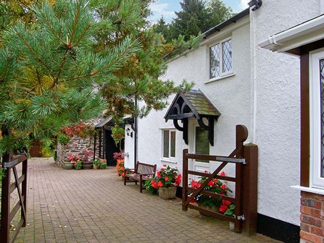 The Little White Cottage, Wales