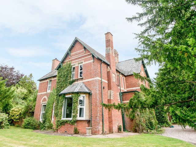 The Old Vicarage, Heart of England