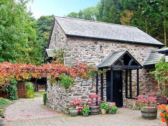 The Old Barn, Wales